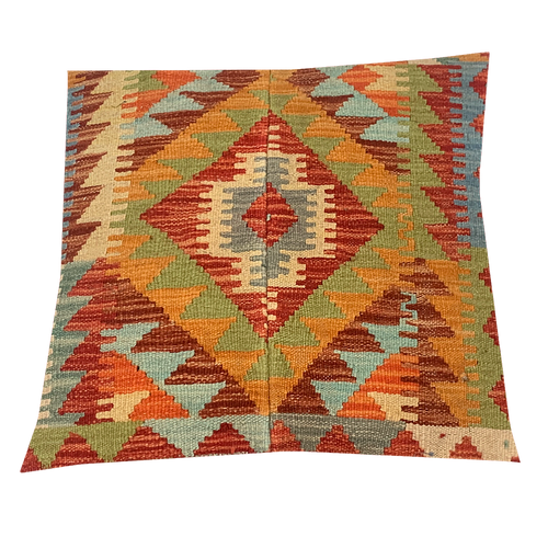50x50cms Kilim Cushion Cover - kilimfurniture