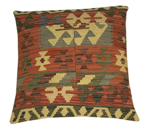 60x60cms Kilim Cushion Cover - kilimfurniture