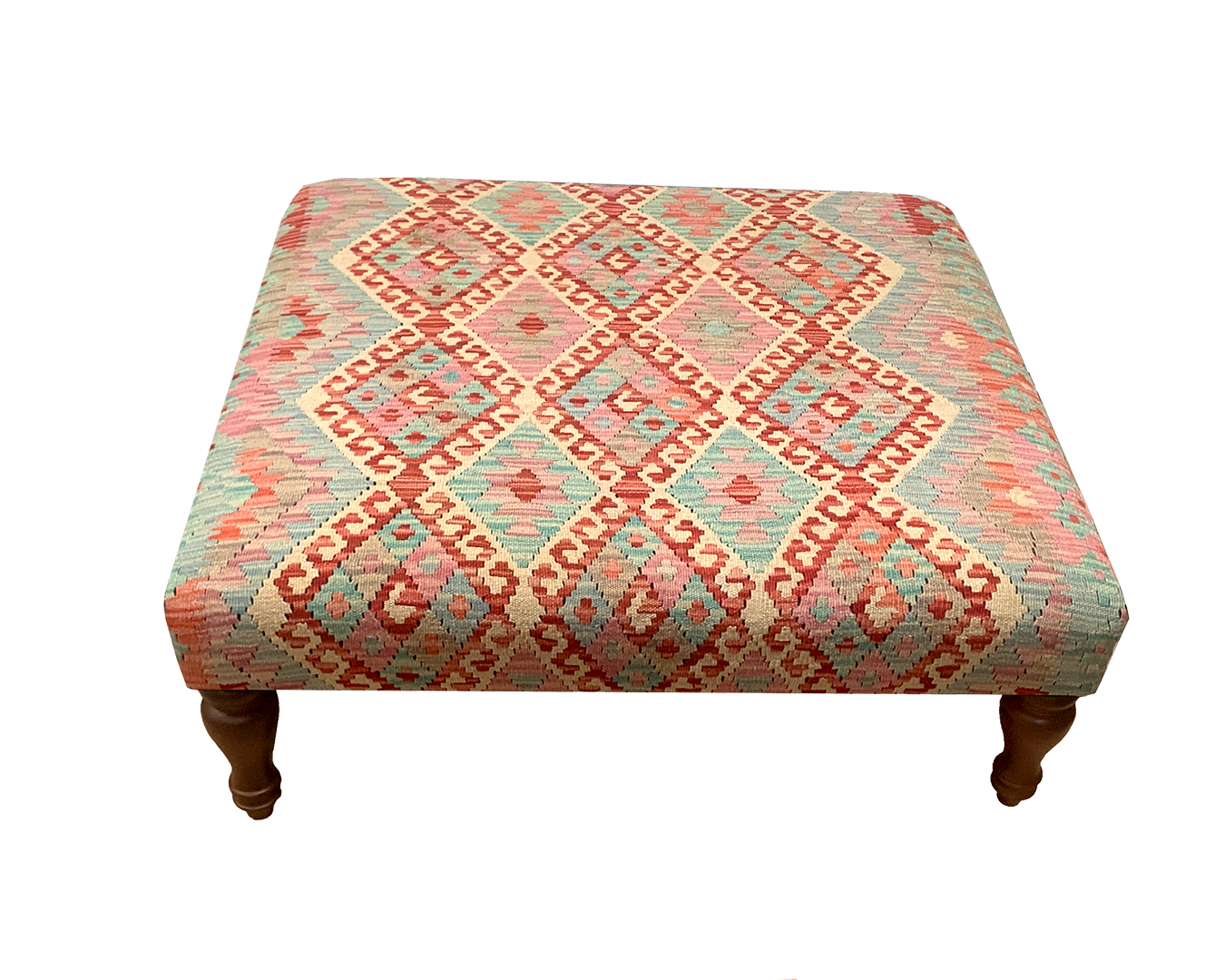 100cmsx100cms Kilim Table Stool