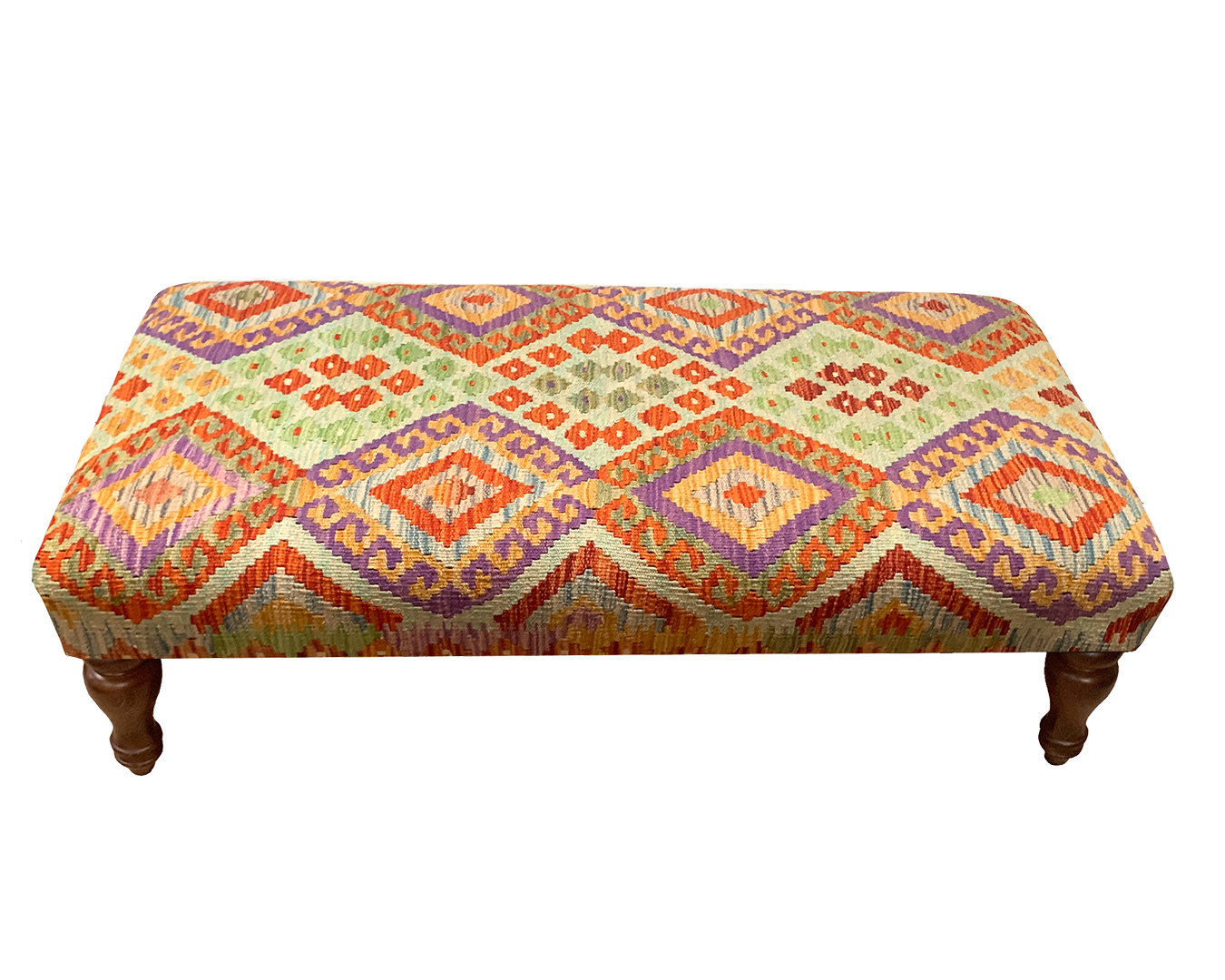 120cmsx60cms Kilim Table Stool