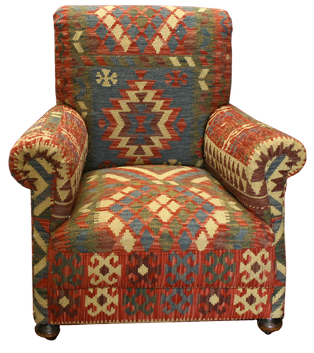 Vintage  Armchairs - kilimfurniture