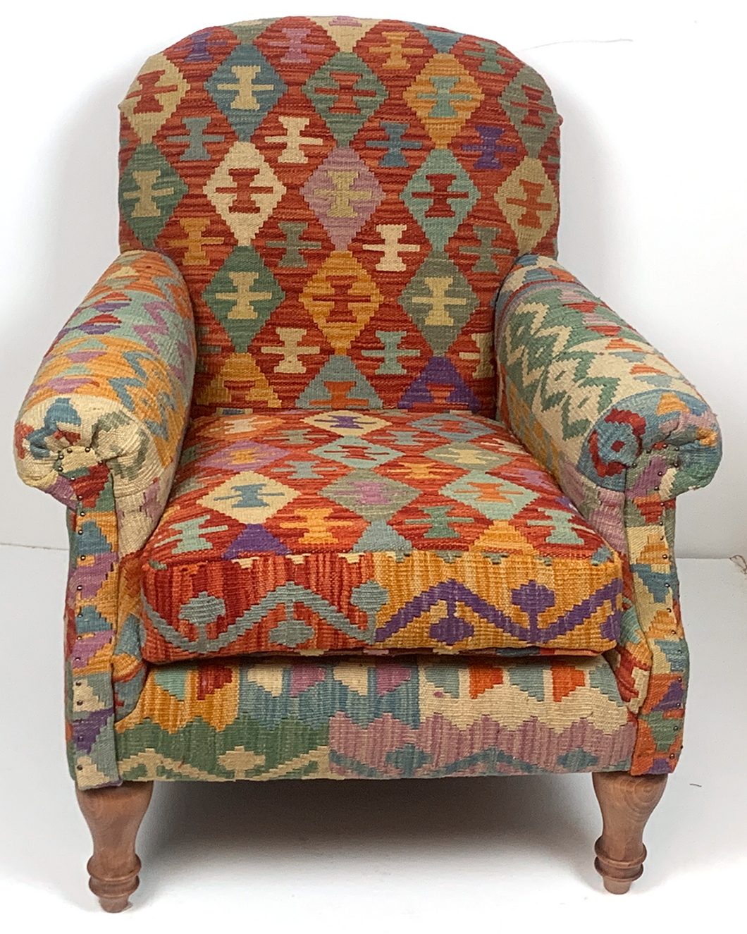 Vintage  Armchair SOLD - kilimfurniture