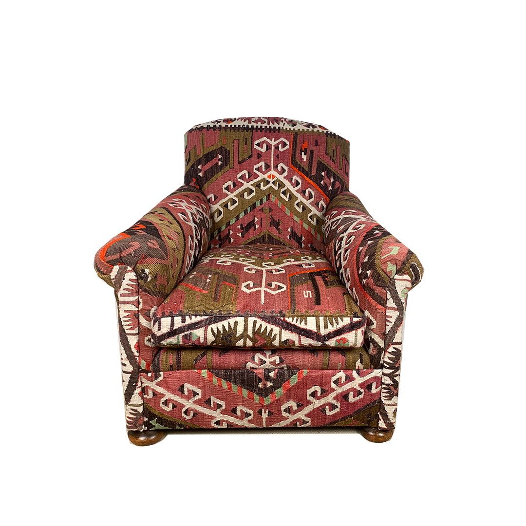 Vintage  Armchair - kilimfurniture