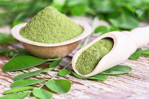 Earth's Finest Organic Moringa Powder 150 Gram