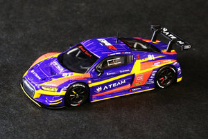 Pop Race 1/64 AUDI R8 LMS EVA Test Type 01 Limited Edition