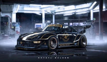 Load image into Gallery viewer, (Pre Order) PGM 1:64 Porsche 911 993 RWB John Player Special Diecast