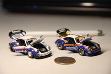 Load image into Gallery viewer, (Pre Order) PGM 1:64 Porsche 911 930 RWB Rothmans #1