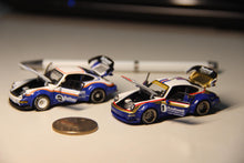 Load image into Gallery viewer, (Pre Order) PGM 1:64 Porsche 911 930 RWB Rothmans #2 Luxury Pack