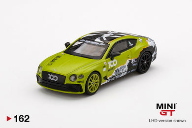 (Pre Order)MiniGT 1/64 Bentley Continental GT 2019 Pikes Peak International Hill Climb Limited Edition