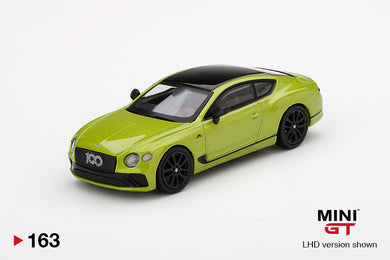 (Pre Order)MiniGT 1/64 Bentley Continental GT Limited Pikes Peak Edition