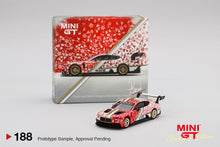 Load image into Gallery viewer, MiniGT 1/64 Bentley Continental GT3 2020 Christmas Edition By Bentley Designer Philip Dean Limited 9,999