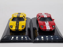 Load image into Gallery viewer, 1/64 AUTOart Ford GT (Yellow) Diecast