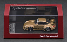 Load image into Gallery viewer, (Pre Order) Ignition Model 1/64 RWB 993 Matte Gold (IG2157) Diecast