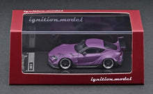Load image into Gallery viewer, (Pre Order) Ignition Model 1/64 PANDEM Supra (A90) Matte Purple (IG2335)