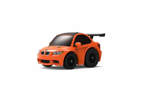TinyQ BMW M3 GTS (E92) Lime Rock Orange with Display Case