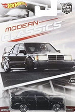 Load image into Gallery viewer, Hot Wheels 1:64 Car Culture Modern Classics Mercedes-Benz 190E 2.5-16 EVO ii