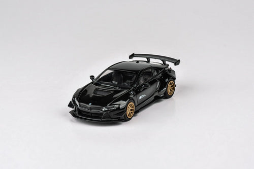 1:64 PARA 64 Liberty Walk BMW i8 Black