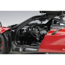 Load image into Gallery viewer, AUTOart 78276 Pagani Huayra BC 1:18 Rosso Dubai / Carbon