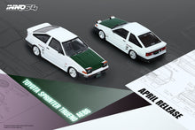 Load image into Gallery viewer, (Pre Order) INNO 1/64 TOYOTA SPRINTER TRUENO AE86 Drift Car