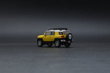 Load image into Gallery viewer, (Pre Order) BM Creation 1/64 Toyota FJ Cruiser Yellow