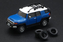 Load image into Gallery viewer, (Pre Order) BM Creation 1/64 Toyota FJ Cruiser Blue