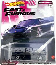 Load image into Gallery viewer, (Pre Order) 1 set of Hot Wheels 1:64 Car Culture Fast and Furious