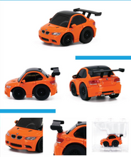Load image into Gallery viewer, TinyQ BMW M3 GTS (E92) Lime Rock Orange with Display Case