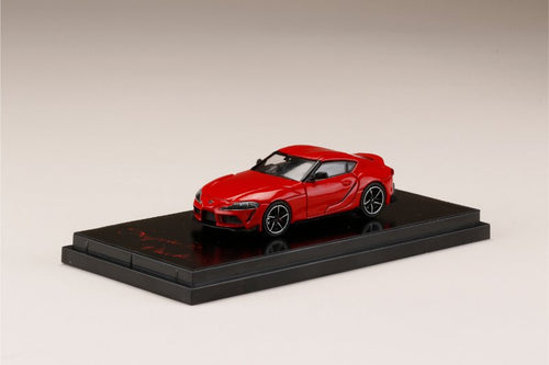 Hobby JAPAN 1/64 Toyota GR Supra (A90) RZ Prominence Red