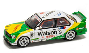 (Pre Order) MiniGT 1/64 BMW M3 (E30) #6 1991 Macau GP Winner Hong Kong Exclusive Limited Edition