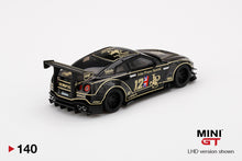 Load image into Gallery viewer, (Pre Order) MiniGT 1/64 LB★WORKS Nissan GT-R R35 Type 2 Rear Wing Version 3 JPS