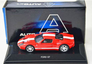 1/64 AUTOart Ford GT (Red) Diecast