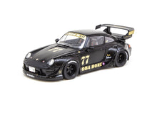 Load image into Gallery viewer, Tarmac Works 1:43 Porsche RWB 993 Oba Bone - HOBBY43