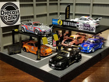Load image into Gallery viewer, (Pre Order) 1/64 J.S. Diorama RWB Taiwan Garage Diecast Talk Exclusive