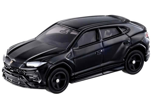 Japan Tomica Lamborghini Urus Black (First Edition)
