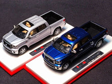 Load image into Gallery viewer, (Pre Order) Scalemini 1/64 Toyota Tundra Metallic Blue Truck