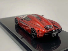 Load image into Gallery viewer, FrontiArt 1:64 Koenigsegg Regera Red resin model