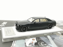 Load image into Gallery viewer, VMB 1:64 New Rolls Royce Phantom Mansory Forged Carbon Resin model