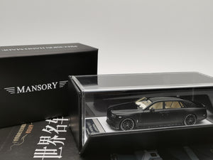 VMB 1:64 New Rolls Royce Phantom Mansory Forged Carbon Resin model