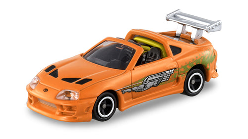 Japan Tomica Toyota Supra Fast and Furious Brian (Paul Walker)