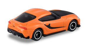 Japan Tomica Toyota New Supra Fast and Furious Hans (Sung Kang)