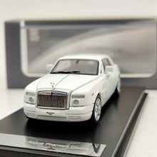 Load image into Gallery viewer, 1:64 Rolls Royce Phantom Coupe White Diecast model