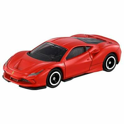 Japan Tomica Ferrari F8 Tributo Red First Edition