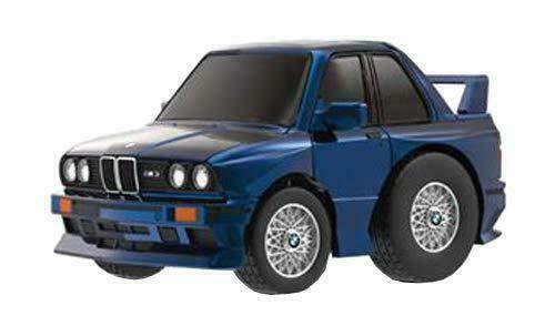 TinyQ BMW M3 (E30) Blue with Display Case