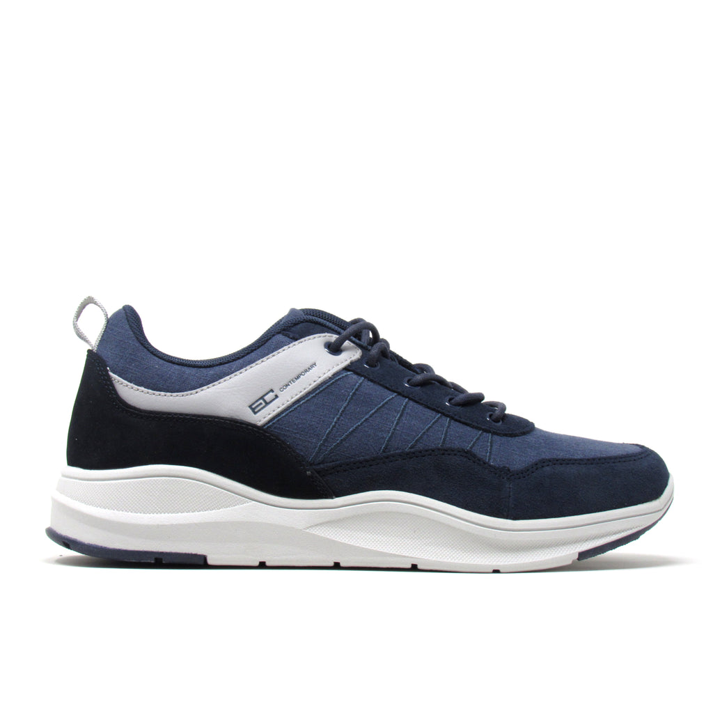 Enrico Coveri Men SULLIVAN MIX Fashion Running Athletic Sneakers Shoes
