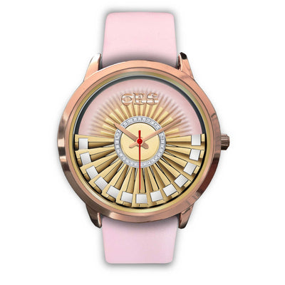 oes pink watch
