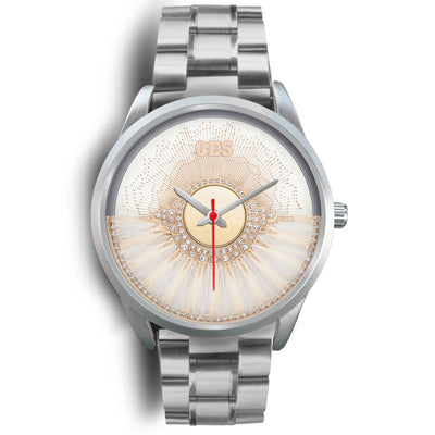 oes silver watch