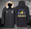 Sigma Gamma Rho Langford Parka Black Label 141020192