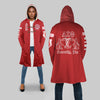 DELTA SIGMA THETA HOODED COAT 18920191