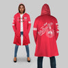 DELTA SIGMA THETA HOODED COAT 18920196