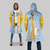 SIGMA GAMMA RHO HOODED COAT
